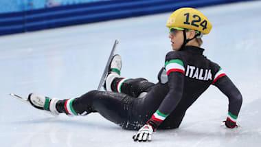 Arianna Fontana | Conheça a bandeira da Itália para PyeongChang 2018