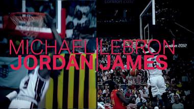 Je suis une Légende: Jordan v LeBron