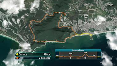 自転車:男子ロード個人タイムトライアル | リオ2016リプレイ