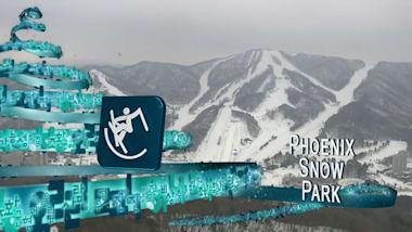 Men's Halfpipe Finals - Freestyle Skiing   PyeongChang 2018 Replays