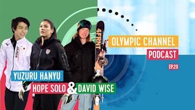 듣기:Olympic Channel 팟캐스트[Ep20]하뉴, 솔로, 와이즈