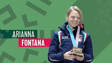 Arianna Fontana: Meine Highlights von PyeongChang