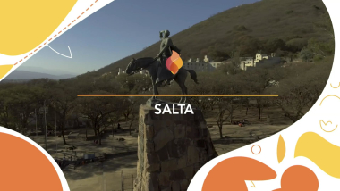 2018 YOG Buenos Aires Torch Relay - Salta