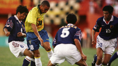 Роналдо: Олимпийское наследие