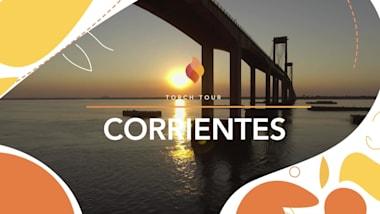 2018 YOG Buenos Aires Torch Relay - Corrientes