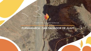 2018 YOG Buenos Aires Torch Relay - Jujuy