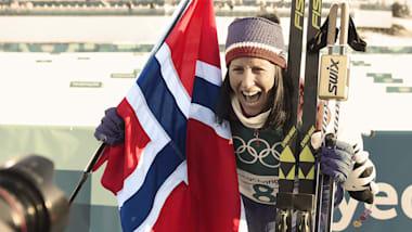 노르웨이 - 금메달 하이라이트 at 평창 2018