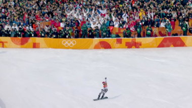 Top 5 des performances féminines à PyeongChang