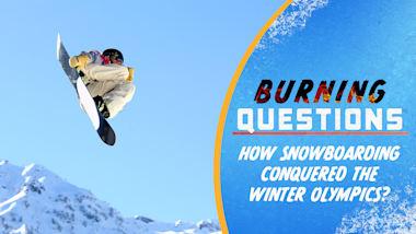 Comment le snowboard a conquis les Jeux d'Hiver ?