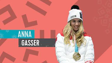 Anna Gasser: Mes Highlights de PyeongChang