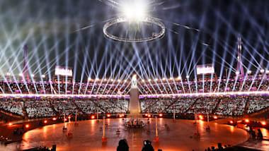 Cerimônia de abertura    Replays de PyeongChang 2018