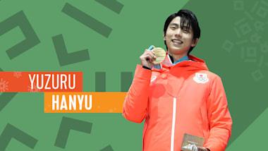 Yuzuru Hanyu: Meus Destaques de PyeongChang