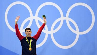Phelps: o capítulo final