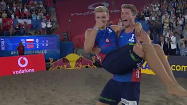 Comment la Norvège est devenue une puissance du beach-volley