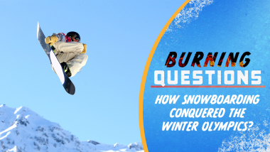How snowboarding conquered the Winter Olympics?