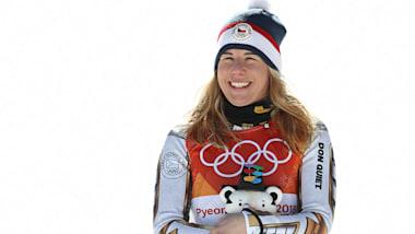 The history-making Ester Ledecka: PyeongChang's 'Snow Queen'