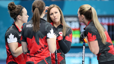 Canada's Team Homan to carry on