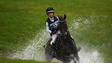 Кубок наций FEI по конному троеборью - Варегем