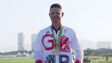 Golf: Männer Tag 4   Rio 2016 Wiederholung