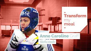 Anne-Caroline Graffe ai fornelli in compagnia di Sylvain Sendra