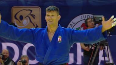 Ungvari se torna o vencedor mais velho do Mundial