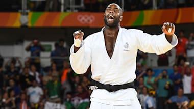 Teddy Riner: meus melhores momentos no Rio