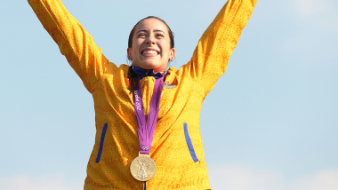 الدراجات الهوائية: تتويج باخون بالذهب 2012
