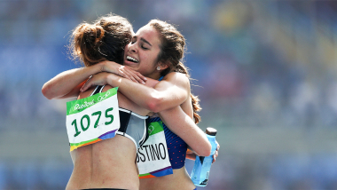 The extra mile - when human spirit reigned supreme in Rio