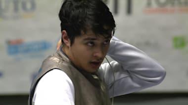 Massialas defeats Hyogon to reach the Fencing Torino Grand Prix final