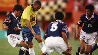 Ronaldo: highlights olimpici
