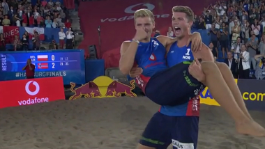 Как Норвегия стала флагманом мирового пляжного волейбола