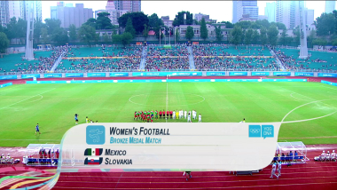 MEX - SVK - Calcio femminile | GOG Nanchino 2014