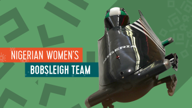 The Nigerian Women's Bobsleigh Team: Our PyeongChang Highlights