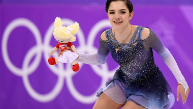 Evgenia Medvedeva exclusive: