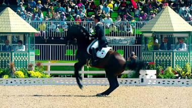 ترويض الخيول | FEI Eventing Nations Cup - السهول الكبرى