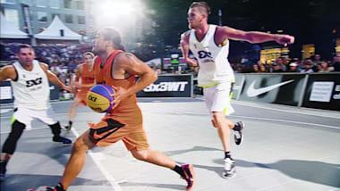 شاهد... FIBA 3x3 World Tour Masters 7 - حيدر آباد، الهند