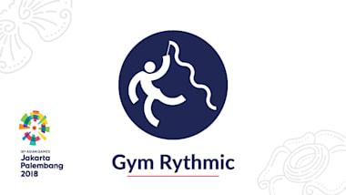 Rhythmic Gymnastic Day 9 | Asian Games 2018- Jakarta, Indonesia