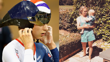 New perspective for Laura Kenny