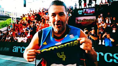 التصفيات، اليوم 1 | كأس أوروبا 3×3 ( FIBA) - بوخارست