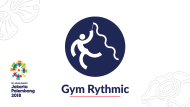 Rhythmic Gymnastics  | Asian Games 2018- Jakarta, Indonesia
