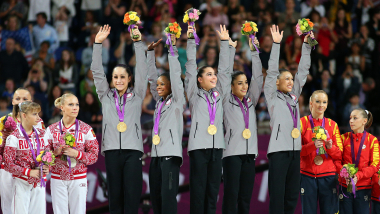 What defines courage? Team USA athletes praise 'Sister Survivors'