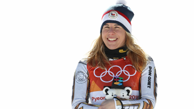The history-making Ester Ledecka: PyeongChang's 'Snow Queen'