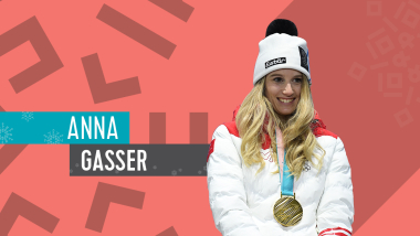 Anna Gasser: My PyeongChang Highlights