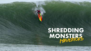 Shredding Monsters - مافريكس