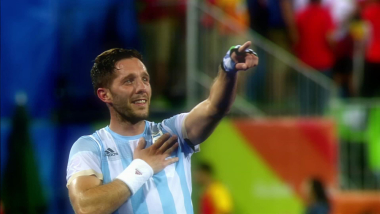National anthem: The best of Argentina in Rio