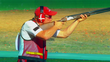Trap Mixed Team Final   ISSF World Championship - Changwon