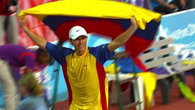 Men's Tennis Singles Final | YOG Singapore 2010
