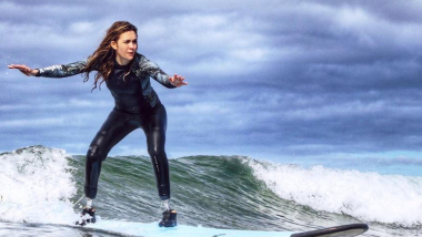 Amy Purdy conquering a lifelong fear