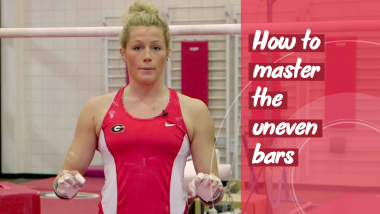 Artistic Gymnastics: How to master the uneven bars