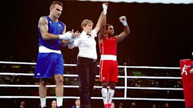 Los nocauts en el boxeo de Río 2016